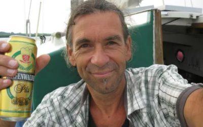 Eerste stadsalpinist van Nederland die later overstapte op zeilen